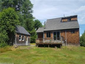 Property for sale at 399 Horsetail Hill RD, Madison,  ME 04950